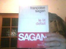 Francoise Sagan pour Le lit defait