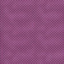 Half Metre of Quilting Fabric ~ Smudge Dot Blender ~ Plum