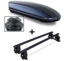 Caja de techo vdpmaa580 Duo 580l + ACERO baca Tema para Mini Cooper S SW a