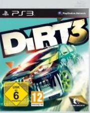 Playstation 3 DIRT 3 DEUTSCH *Top Zustand