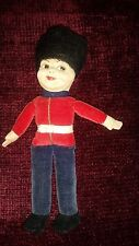 Norah Wellings Royal Guard Doll, Vintage with Tag