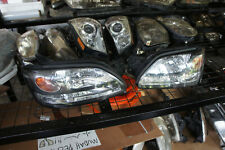 JDM Subaru Legacy b4 BH5 bh9 be5 STI HID Xenon HeadLights 98-03' headlamps