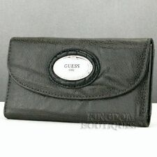Rare Collections New GuEsS Wallet Ladies Black Alysia CQ