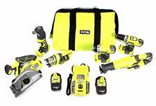 Ryobi 18-V ONE+ Lithium-Ion Ultimate Combo Power Tool Kit (6-Tool) - Model: P883