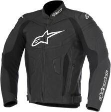 Alpinestars GP PLUS R V2 Leather Road/Track Riding Jacket (Black) Choose Size