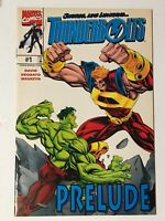 1997, Marvel Thunderbolts 1 Prelude, Reprints Hulk 449