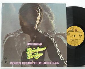 Jimi Hendrix       Rainbow Bridge      soundtrack        no barcode       NM # G
