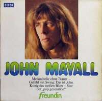 John Mayall - The World Of John Mayall (LP, Comp) Vinyl Schallplatte 112014