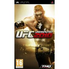 Videojuegos de lucha de Sony PSP THQ