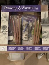 Drawing & Sketching: A Deluxe Kit for the Beginning Artist