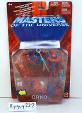 MOTU, Orko, Chase variant, 200x, Masters of the Universe, MOC, carded, sealed