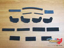 2011-16 Chrysler Jeep Wrangler Removable Hard Top Seal Kit Mopar OEM 68026937AB