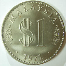 1971 Parliament $1 Coin  SA Mint UNC/BU #B41