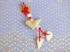 Jade Chino Zodiaco Animal Signo Serpiente Encanto Colgante Cumpleaños Regalo de Fiesta Año Nuevo