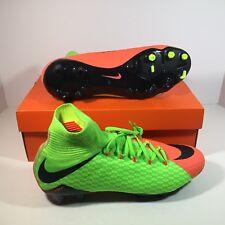 New Nike Hypervenom Phatal Iii Fg Soccer Cleat Men's Shoes 852554 - 308 Sz 11.5