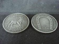 Lone Ranger Western Old West Good Luck Token