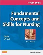 Fundamental Concepts and Skills for Nursing by Patricia O'Neill Paperback Book (