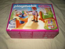 """ PLAYMOBIL 5304 CHAMBRE D ENFANT BEBE PAPA POUR CHATEAU DE PRINCESSE NEUF"