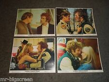 """A SMALL TOWN IN TEXAS - ORIGINAL 8"""" X 10"""" LOBBY CARD SET OF 8 - 1976 - S. GEORGE"""