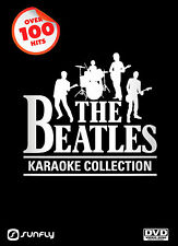 THE BEATLES KARAOKE COLLECTION SUNFLY KARAOKE DVD - 104 HIT SONGS