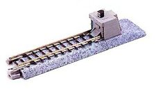 "KATO N Scale Unitrack Straight Track With Bumper 62mm 2 7/16"" (2 pc) New 20-046"