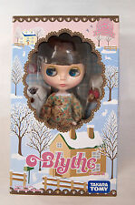 """Blythe Welcome Winter Takara Tomy 12"""" in never opened factory box NRFB"""