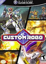 Custom Robo (Nintendo GameCube, 2004) Video Game No Manual