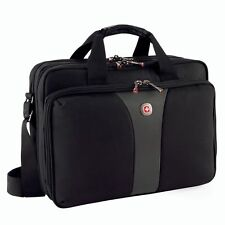 Leather Laptop Shoulders/Messenger Bags with Partitions