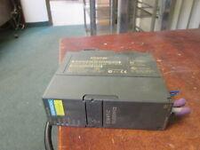 Siemens Simatic S7 Teleservice Module 6ES7 972-0CB35-0XA0 24VDC 44mA Used