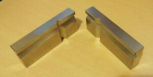 matching Engineers Parallel V Bars Blocks 90mm x 35mm x 13mm aprox