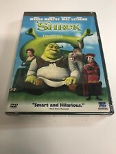 SHREK 2 Disc Special Ed NEW Myers Murphy Diaz Lithgow Sealed DVD Movie FREE S/H