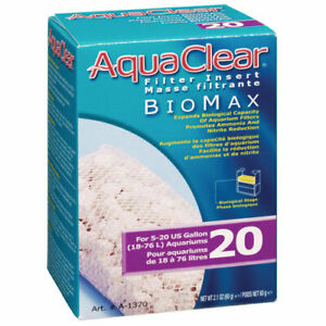 RA Bio-Max Insert for AquaClear 20/Mini