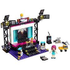 Lego Friends 41117 Pop Star TV Studio Mixed