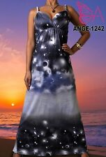Regular Polyester Casual Maxi Dresses for Women