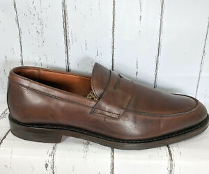 Brooks Brothers Presidio Penny Loafer Size Men 8 D Made In USA
