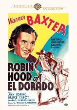 ROBIN HOOD OF EL DORADO - (full) Region Free DVD - Sealed