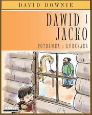 Dawid I Jacko: Potrawka Z Kurczaka (Polish Edition) (Paperback or Softback)