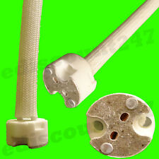 NEW UK REGULATION MR16 LED Bulb Lamp Holder Downlight Fitting.UK SELLER.UK STOCK