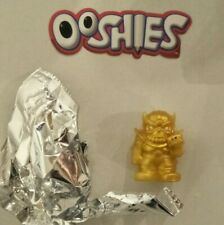 NEW ~ MARVEL OOSHIES ~ SERIES 1 ~ GOLDEN THANOS ~ GOLD LIMITED EDITION