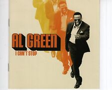 CD AL GREEN	i can't stop	EX  (B1984)