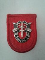 Authentic US Army 7th Special Forces Group DI DUI Unit Crest Insignia NH