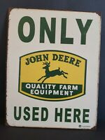 JOHN DEERE PATCH COLLECTION ~1955~ 40 SERIES TRACTOR Willabee /& Ward PATCH ONLY