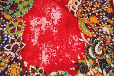 Bufanda de mujer de acrílico color principal multicolor