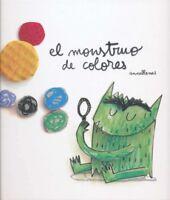 El monstruo de colores / The Color Monster, Hardcover by Llenas, Anna, ISBN 8...