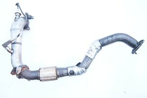 Scorpion Exhaust Downpipe Honda Civic fk8 Type-R LHD