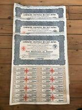 20 x Compagnie Coloniale des ILES BANKS (NOUVELLES HEBRIDES) for 1€ ?