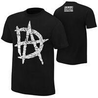 WWE DEAN AMBROSE DA LOGO OFFICIAL T-SHIRT NEW (ALL SIZES)