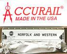 Accurail HO 2020.1 Rd 171246 N W Norfolk  Western 3-Bay ACF Covered Hopper