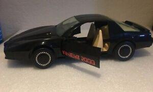 Vintage Knight Rider 2000 K.I.T.T. Pontiac Trans Am