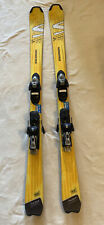 Salomon Scrambler Skis Model 700, 145cm With Adjustable Salomon Bindings
